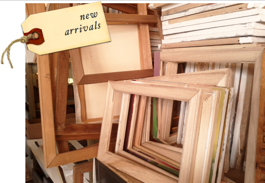 reclaimed stretchers only $2 each!