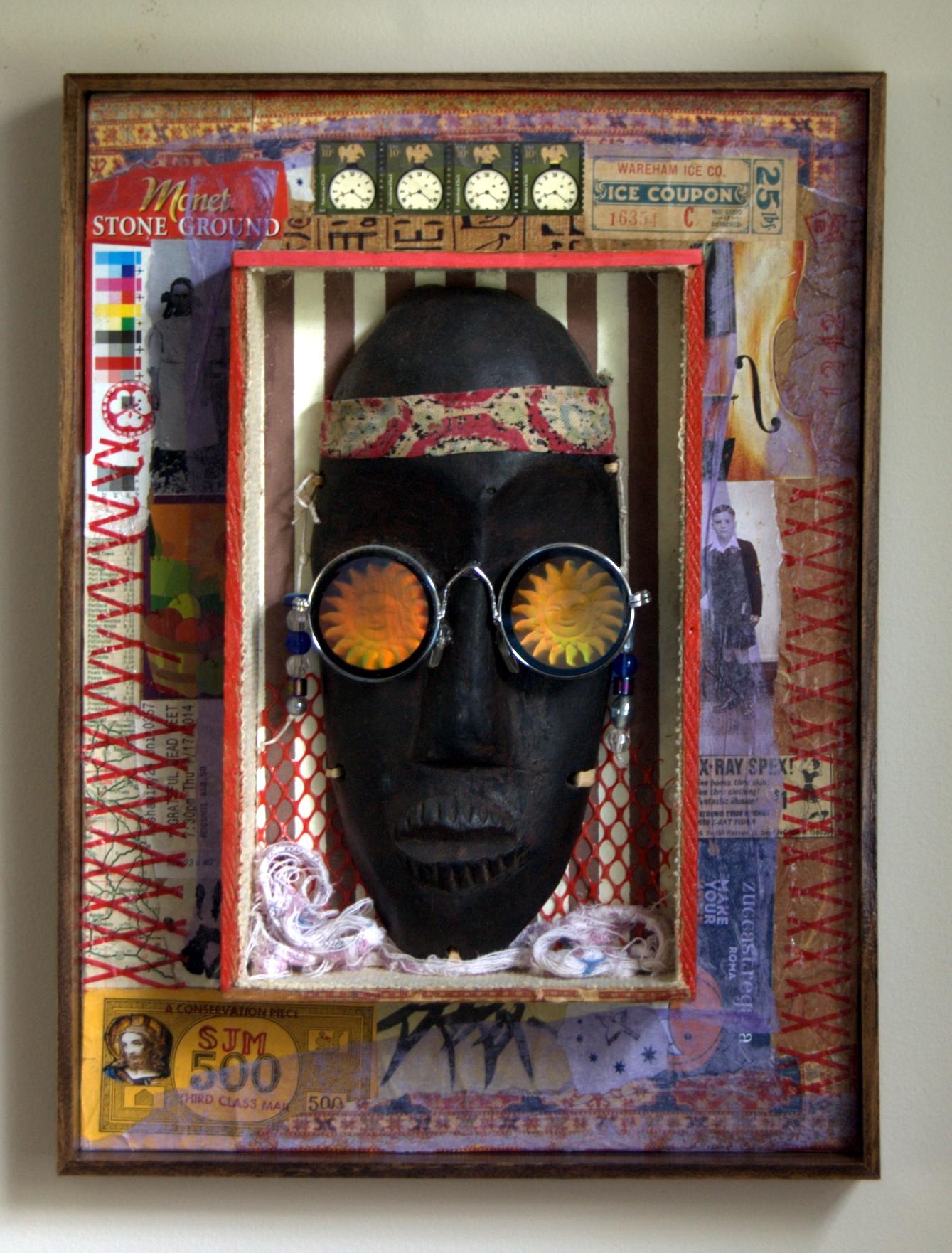"""""""Mask"""" by Stephen Millner"""