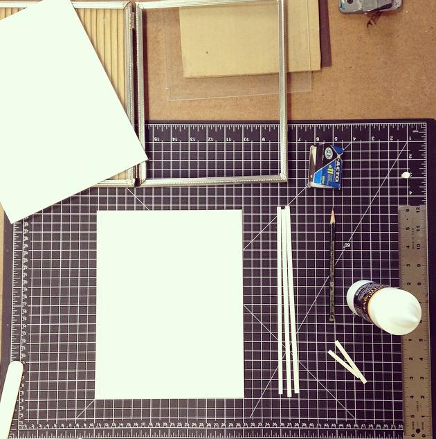 Archival Framing Workshop Image