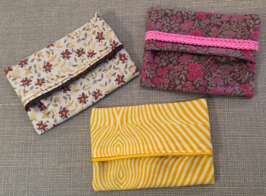 Sewing Project examples by Kristie Landry
