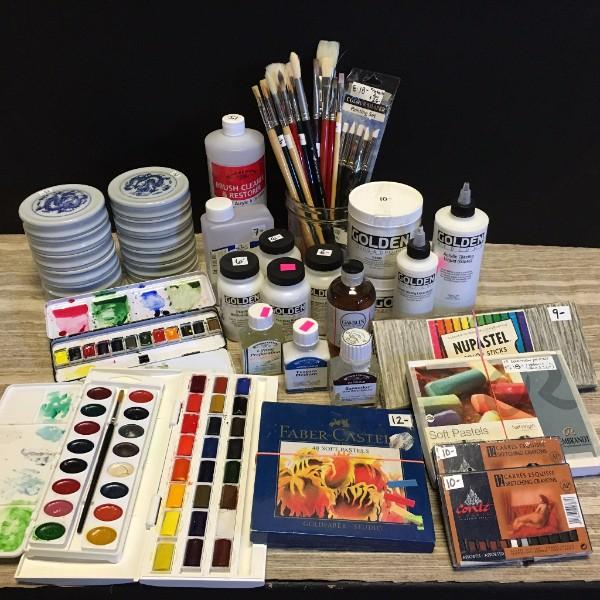 Fine Art Supplies