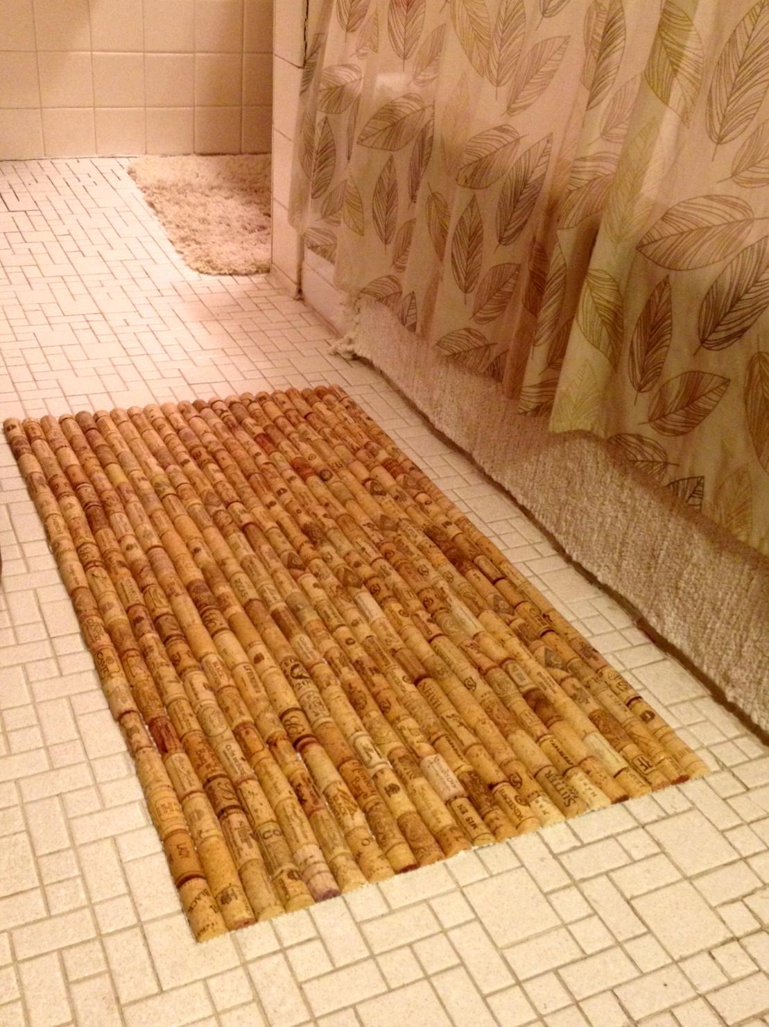 Cork Bathmat