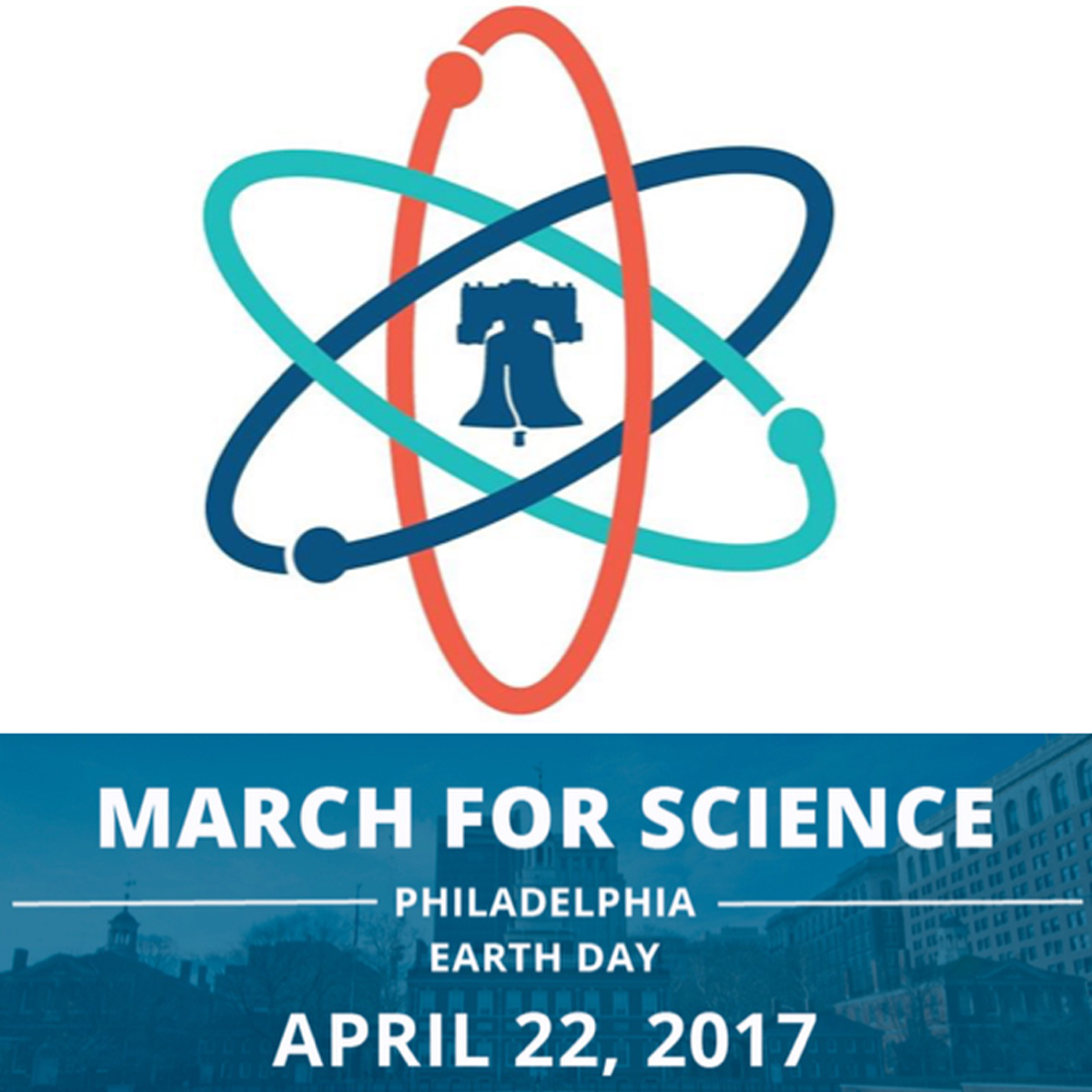 March for Science, Philadelphia, April 22nd