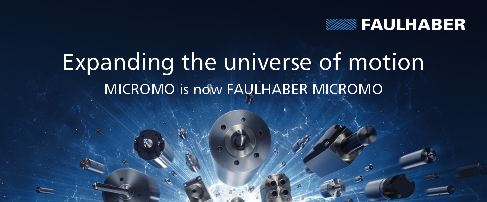 FAULAHBER MICROMO ANNOUNCEMENT