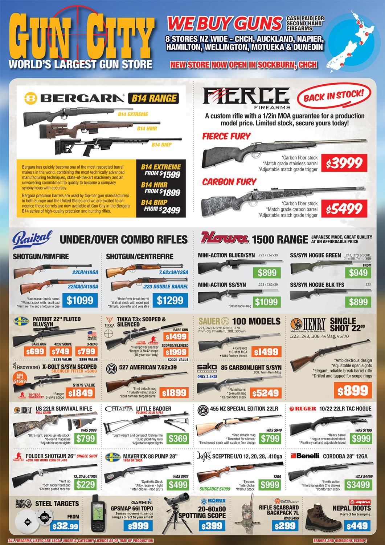 Gun City's Father's Day Sale
