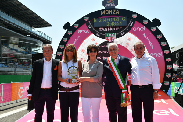 Giro d'Italia, 21a tappa: Monza-Milano
