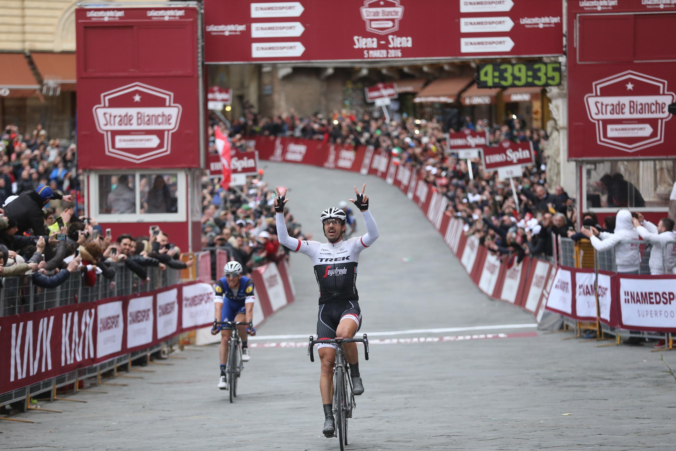 Fabian Cancellara - © ANSA / PERI - CARCONI