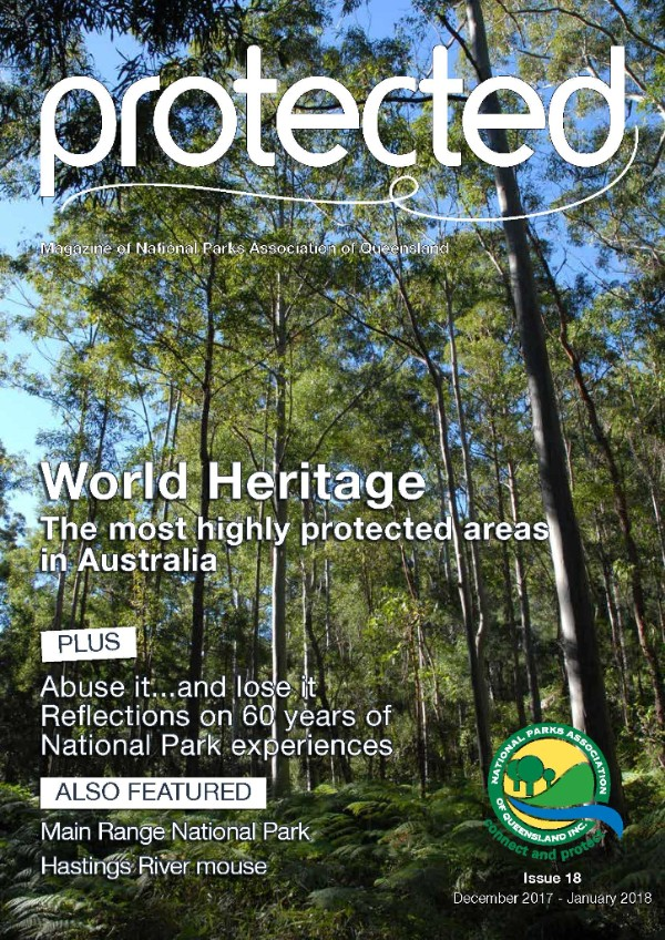 Protected cover