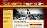 TU Sport Camp Website
