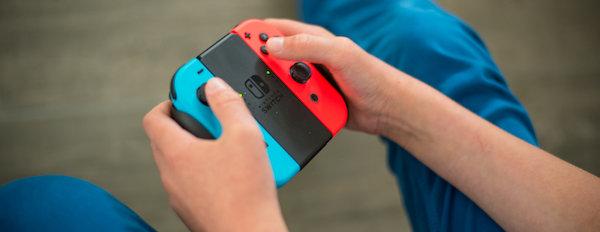 Switch JoyCon Grip