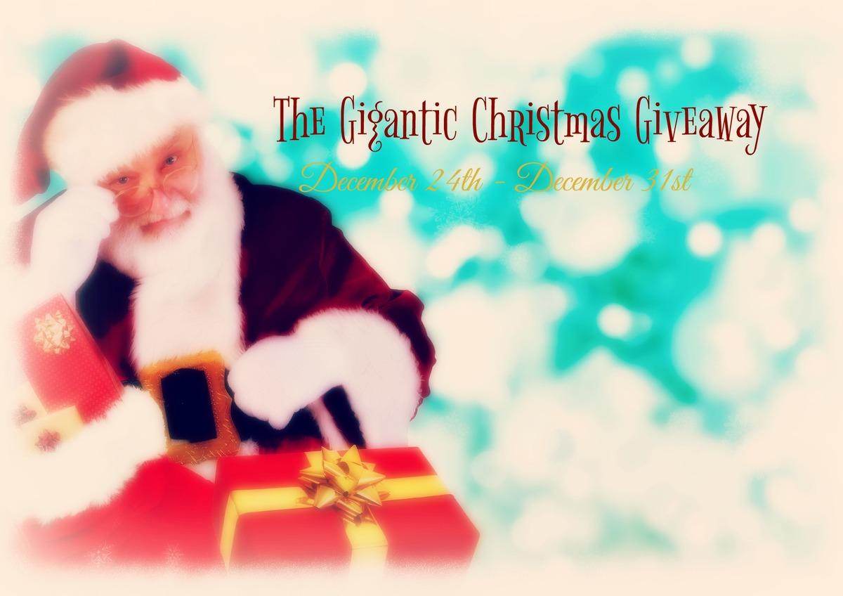 Gigantic Christmas Giveaway