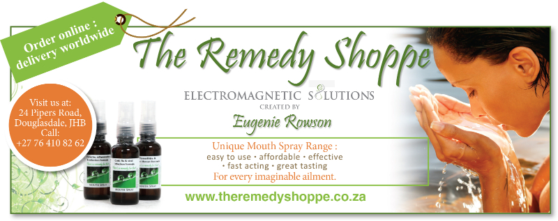 The Remedy Shoppe & Eugenie Rowson