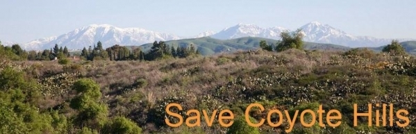 Save Coyote Hills