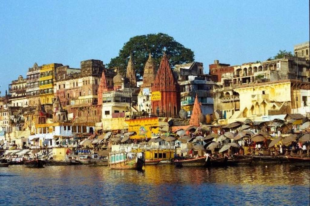 Photo: Varanasi, India. Courtesy: CIA