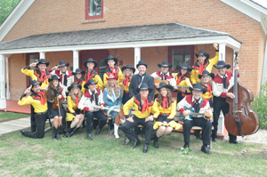2012 Medora Musical Opens Friday