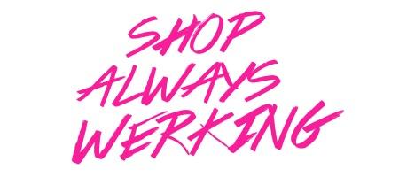 Shop Always Werking logo