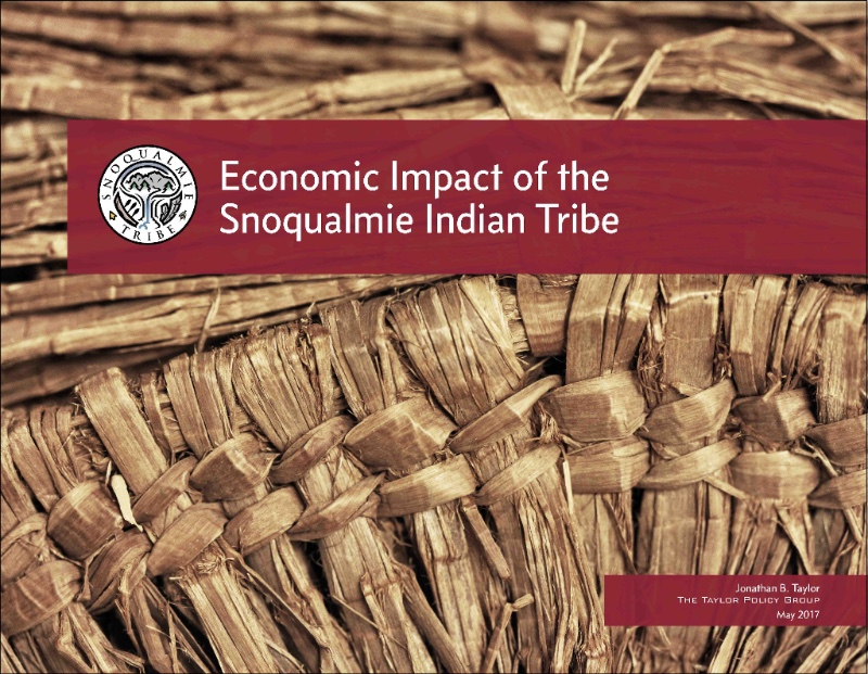 Economic Impact of the Snoqualmie Indian Tribe