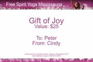 Gift of Joy