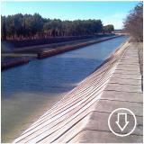 Concrete Canvas Monegros Canal Repair