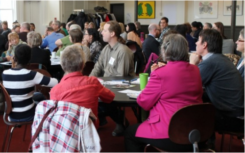 On February 20, 2015 Food Matters Manitoba hosted The Future of Food visioning session