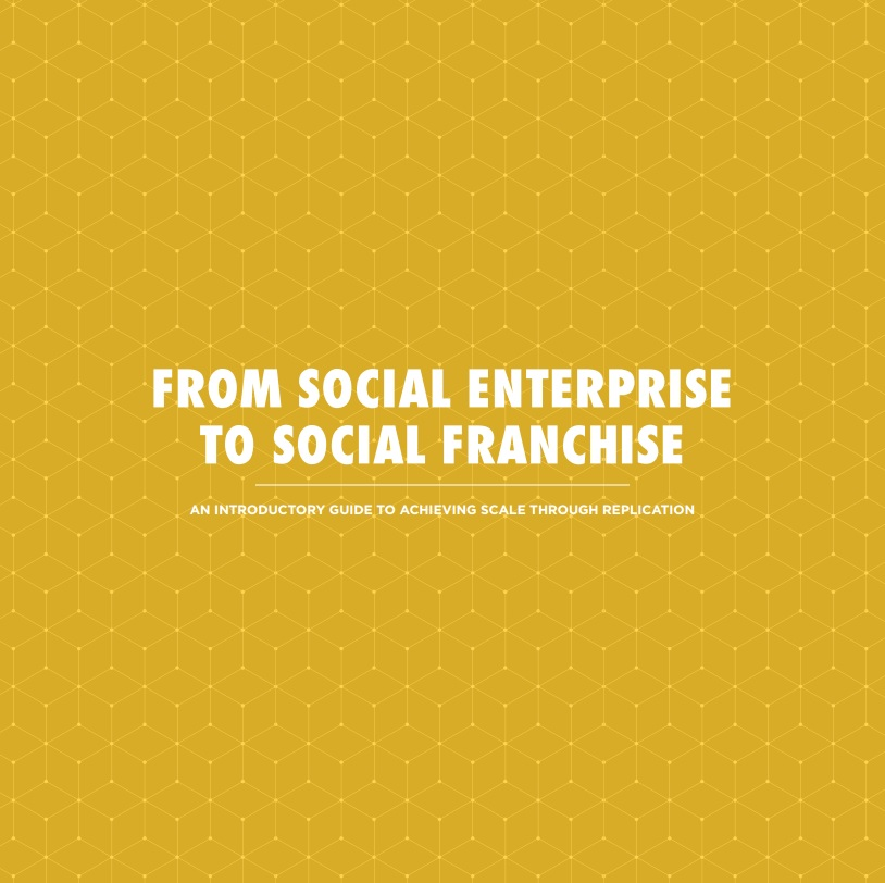 From Social Enterprise to Social Finance