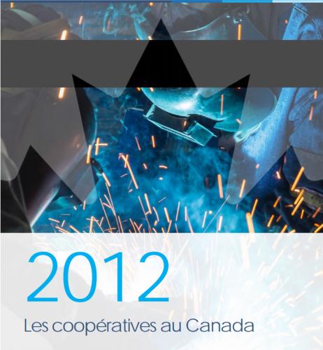 Les coopératives au Canada en 2012