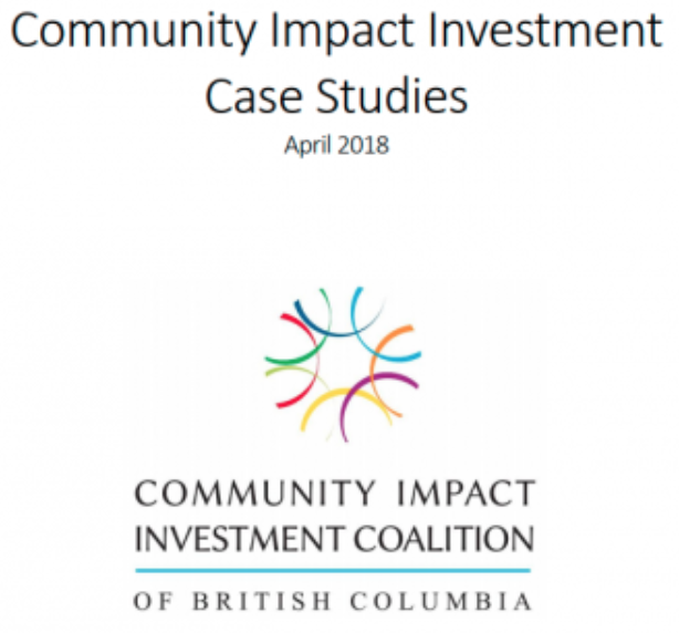 Community Impact Investment Case Studies