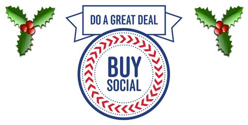 Do a great deal, Buy Social