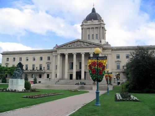 Le gouvernement du Manitoba