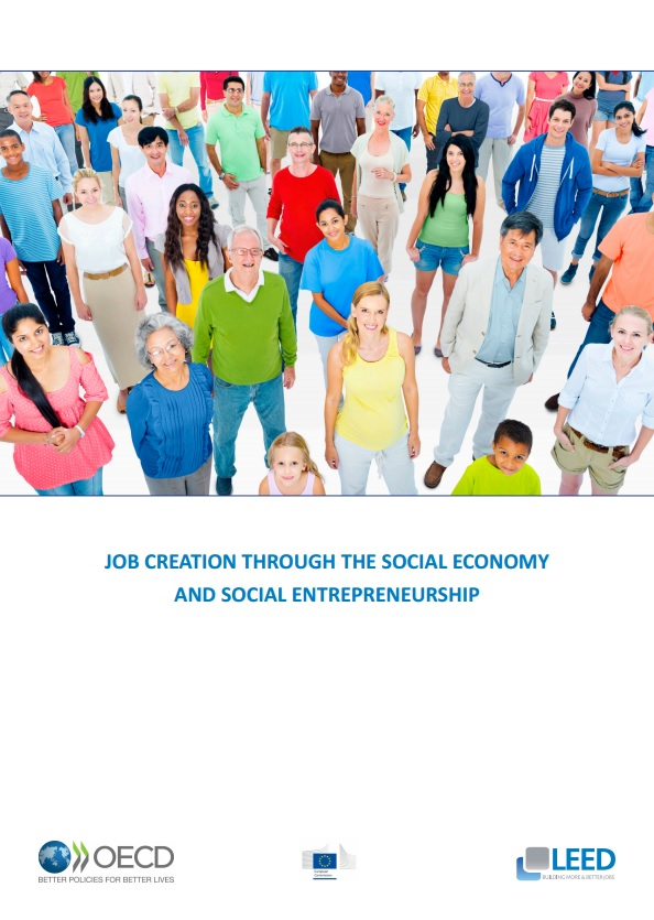 Job Creation through the Social Economy and Social Entrepreneurship