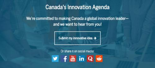 Canada's Innovation Agenda