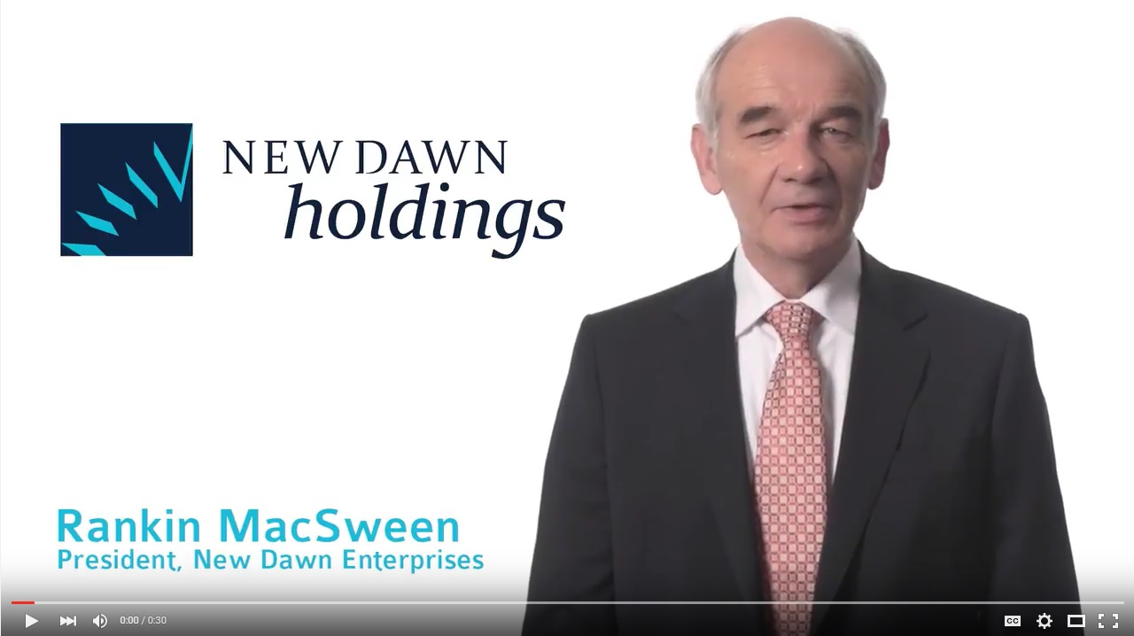 Invest in Cape Breton: New Dawn Holdings