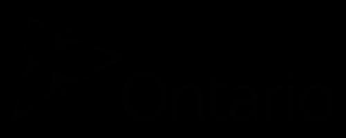 Logo trillium de la province d'Ontario