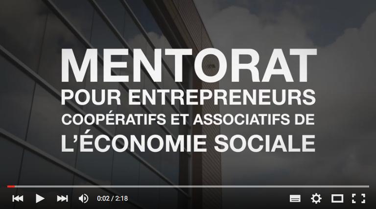 Mentorat pour entrepreneurs coopératifs et associatifs de l'économie sociale