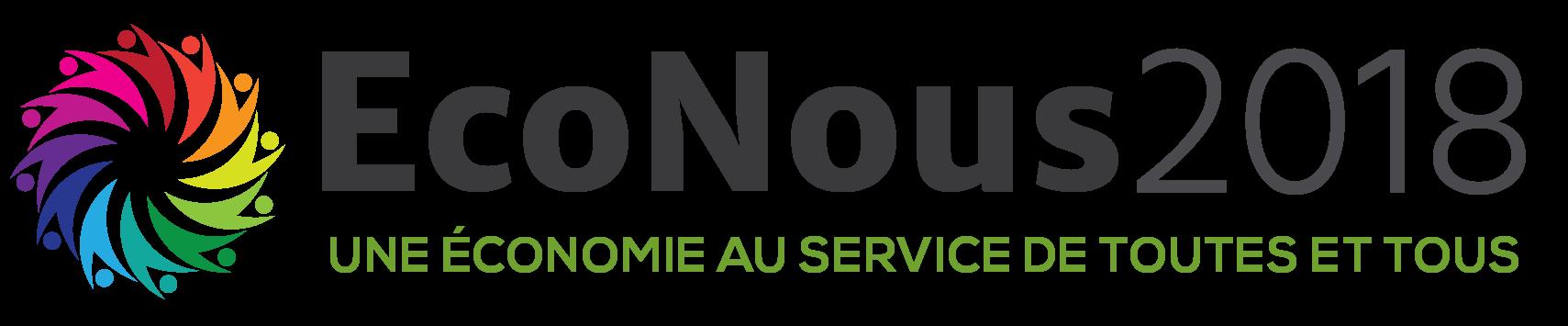 EcoNous2018 : une économie au service de toutes et tous