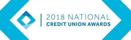 2018 Natoinal Credit Union Awards