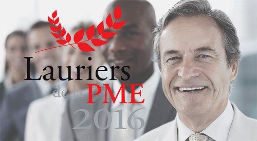Lauriers de la PME 2016