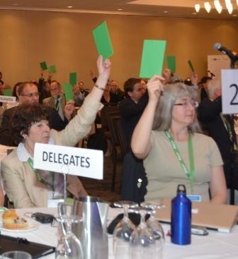 "CCA AGM Vote to Create ""Co-operatives and Mutuals Canada"""