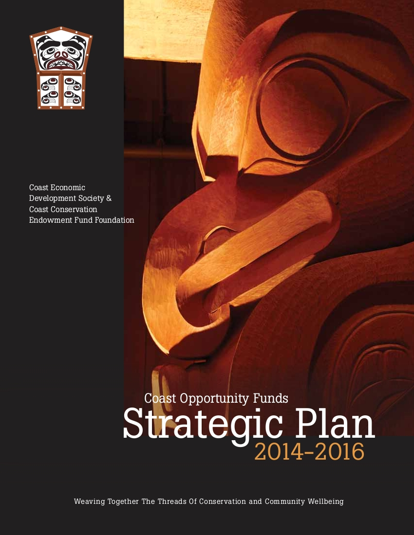Coast Opportunity Funds Strategic Plan cover