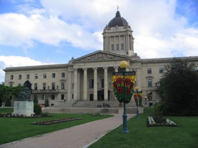 Manitoba Parliament Building