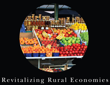 """Revitalizing Rural Economies"" cover"