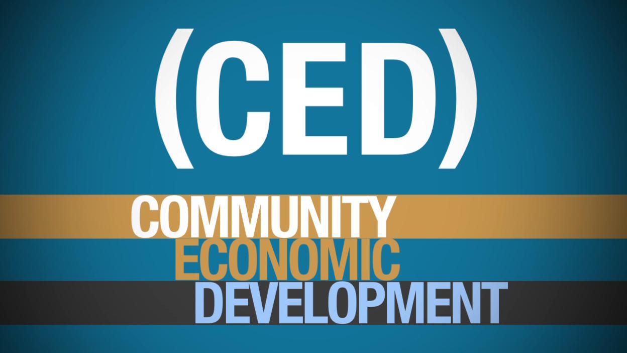 (CED) Community Economic Development