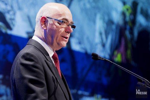 Ministre de l'Économie, Jacques Daoust