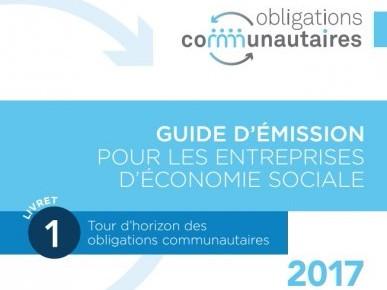 Comprendre, émettre et gérer des obligations communautaires : Guide d'émission