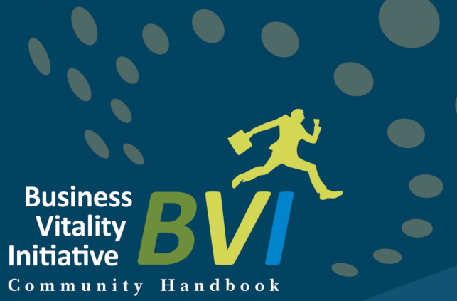 Business Vitality Initiative Community Handbook