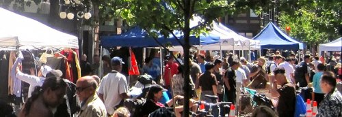 DTES Market