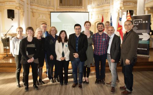 C.I.T.I.E.S. inaugure son nouveau siège social à Montréal