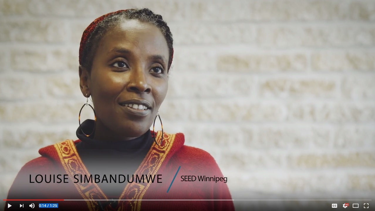 Louise Simbandumwe