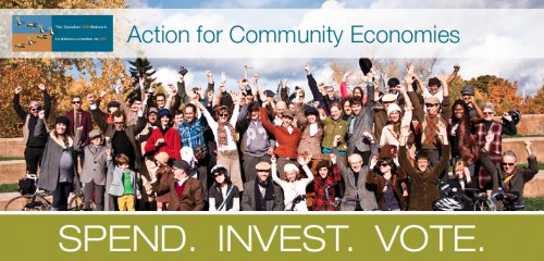 Action for community economies