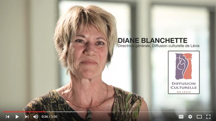 Mentorat pour entrepreneurs coopératifs et associatifs de l'économie sociale : Diane Blanchette